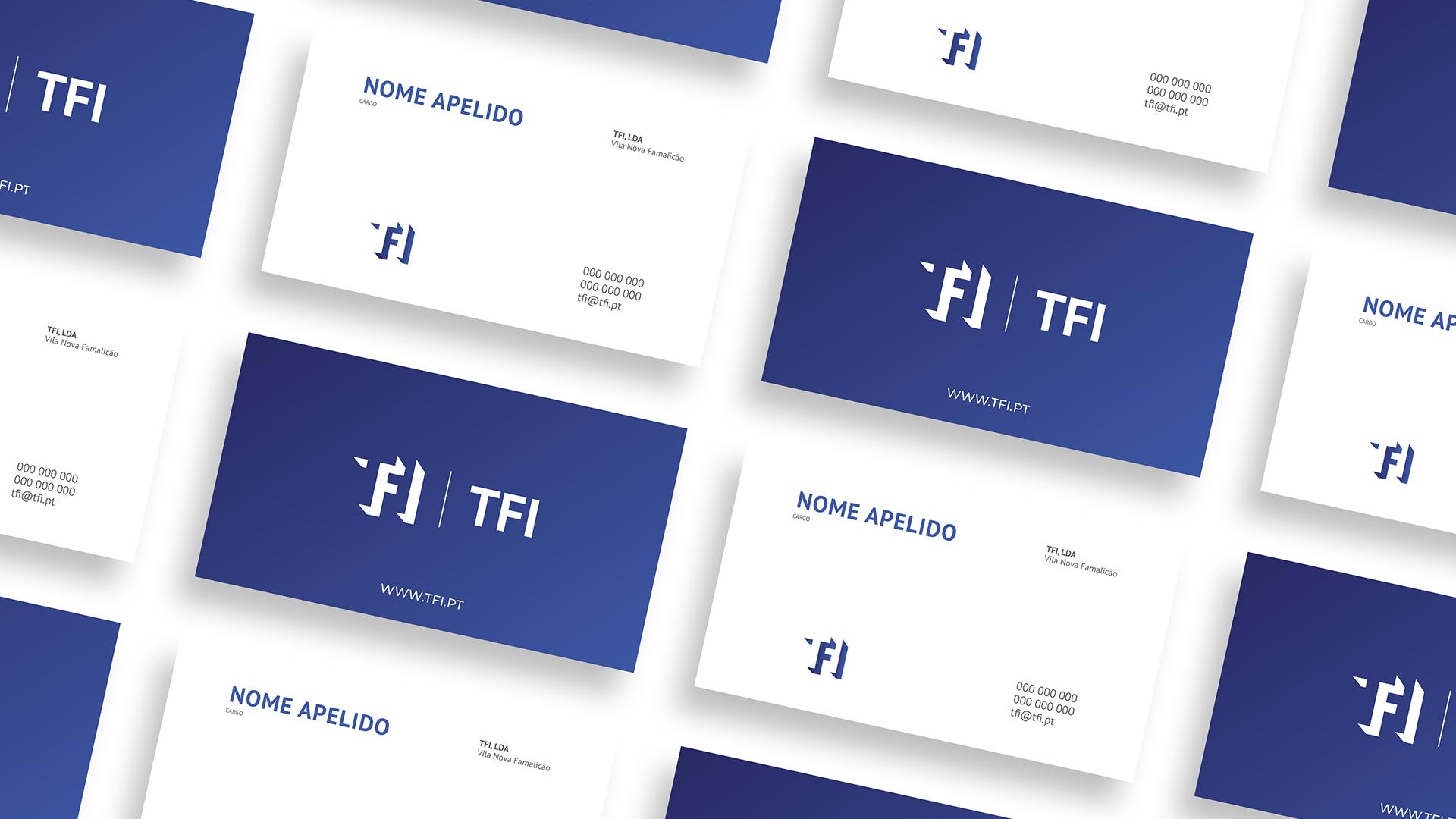 TFI desenvolvimento do Branding
