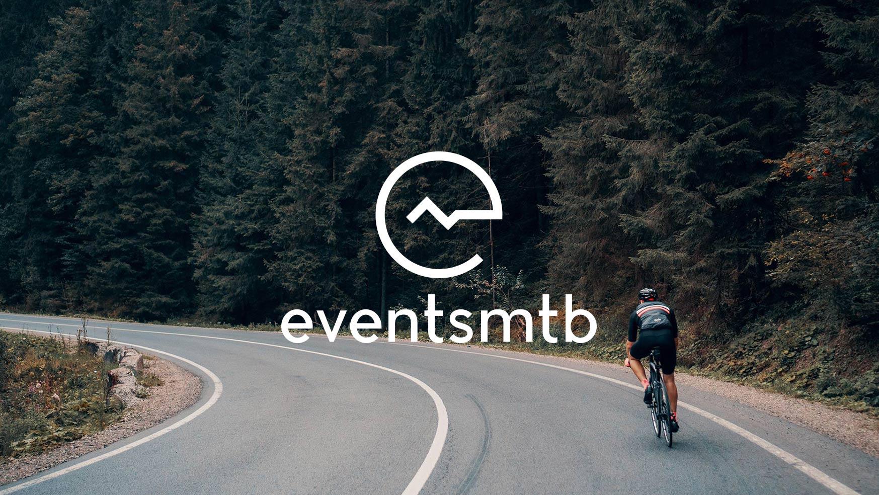 eventsmtb desenvolvimento do Branding, web design, marketing digital