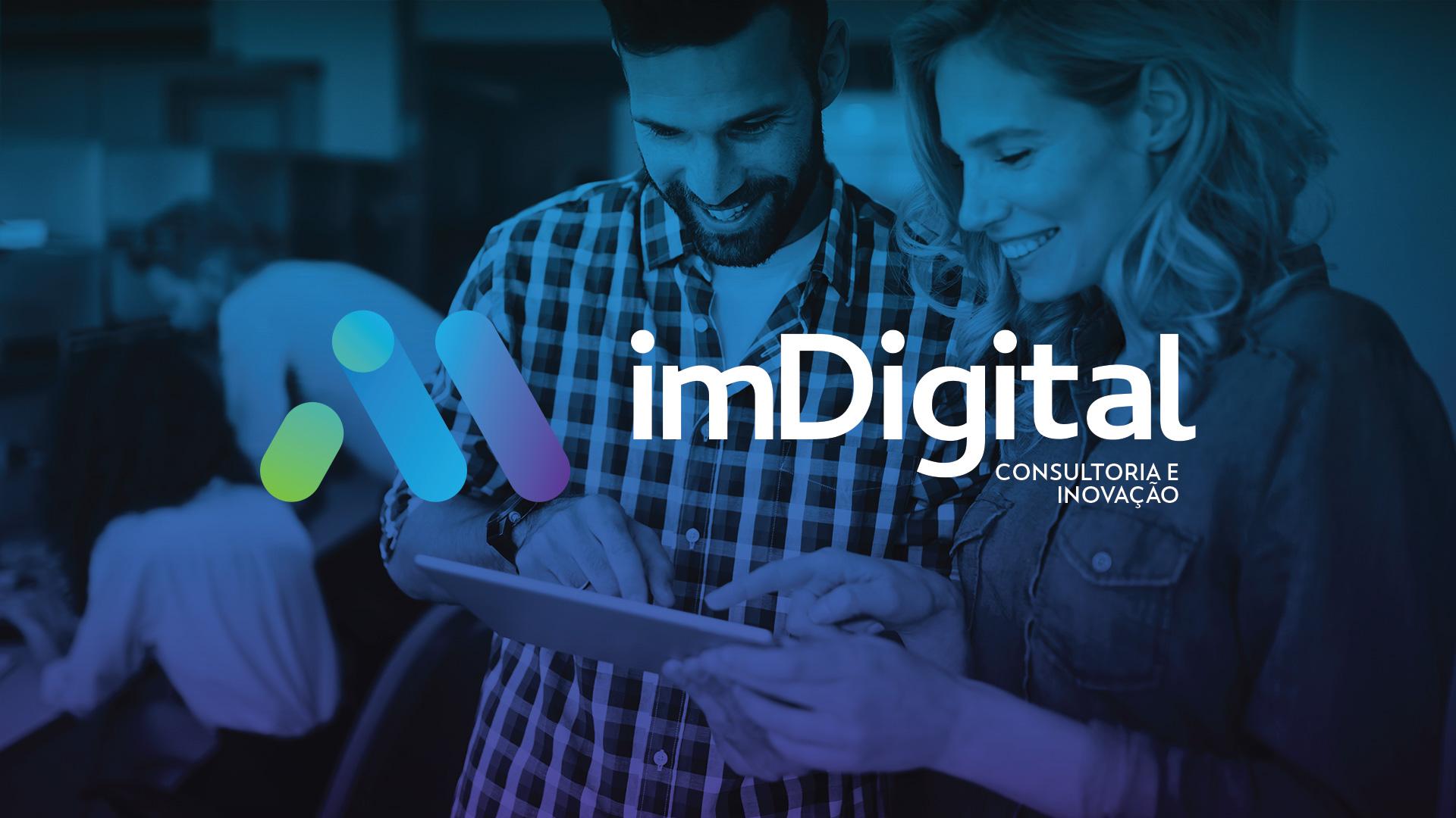 Case imDigital Branding, Web Design