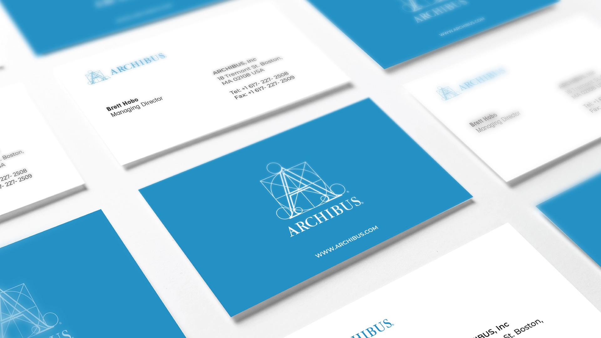 Archibus Branding