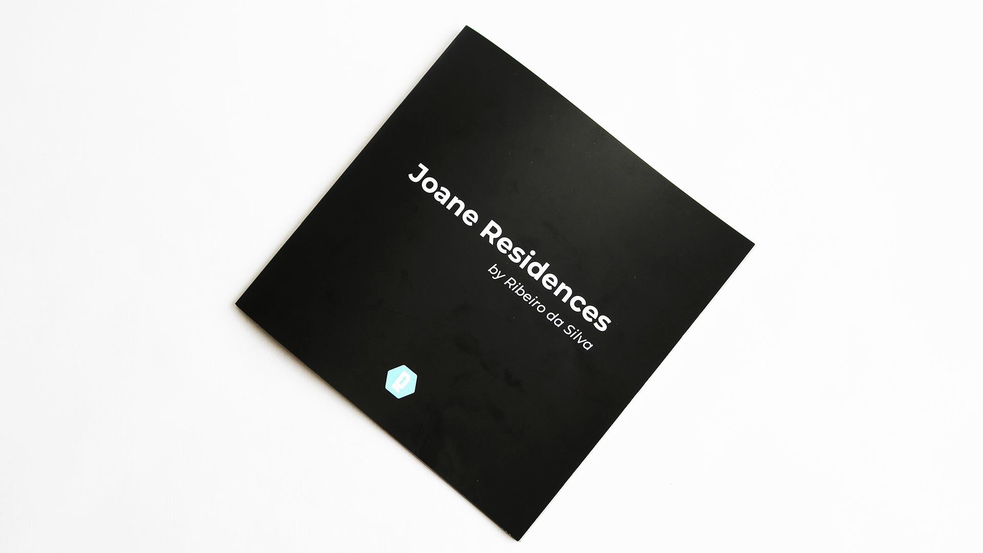 Brochura Joane Residences, Branding