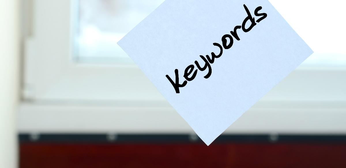 keywords como elas o posicionam na 1ª página do google